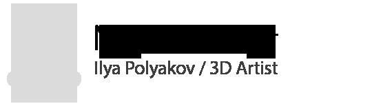 Neptune's Lair / Ilya Polyakov / 3D Artist